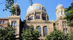 Die Neue Synagoge in Berlin. Foto: Kuli / Wikimedia Commons
