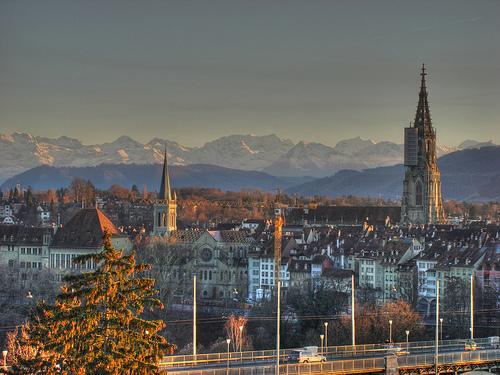 Schöner als Wetzlar? Das hübsche schweizer Städtchen Bern. Foto: Martin Abegglen/Flickr (CC BY 2.0)