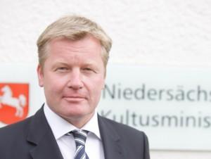 Will ab 2013 Inklusion an allen Schulen ermöglichen: Kultusminister Bernd Althusmann (Foto: Landesregierung Niedersachsen)