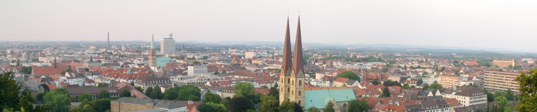 Der Beweis: Bielefeld existiert doch. (Foto: fab/Wikipedia CC BY-SA 3.0)