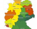Ausschnitt der Ergebnis-Übersicht des Bildungsmonitors. www.insm-bildungsmonitor.de