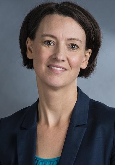 Binnen fünf Monaten an die Spitze der deutschen Bildungspolitik: Claudia Bodegan. Foto: Foto-AG Gymnasium Melle / Wikipedia Commons (CC BY-SA 4.0)