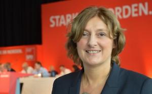 Britta Ernst sieht ihr erstes Jahr als schleswig-holsteinische Bildungsministerin positiv. Foto: SPD Schleswig-Holstein / flickr (CC BY 2.0)
