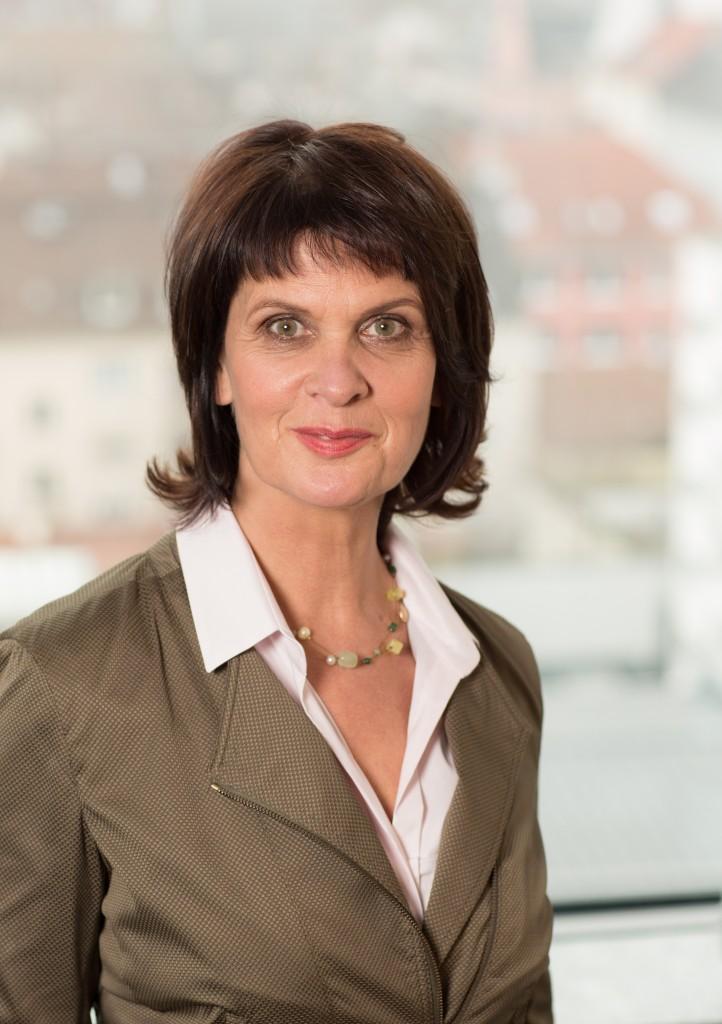 Vera Reiß treibt den Ausbau der Ganztagsschulen voran. (Foto: Doreen Tomkowitz)