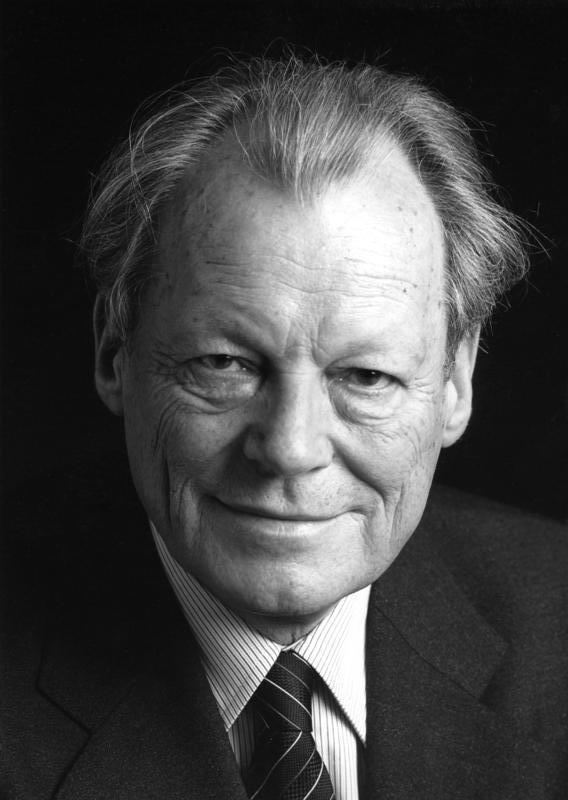 Willy Brandts Geburtstag jährt sich in diesem Jahr zum 100. Mal. Foto: Bundesarchiv / Wikimedia Commons (CC BY-SA 3.0 DE)