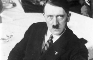 Vor der Machergreifung: Adolf Hitler 1932. Foto: Bundesarchiv