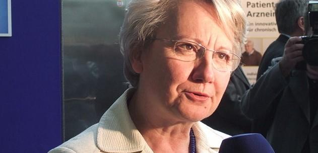 Will nicht nur kurzfristige Projekte fördern: Anette Schavan. Foto: Andreas Schepers / Wikimedia Commons (CC-BY-SA-3.0)