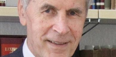 Experte in Sachen Jugendkriminalität: Prof. Christian Pfeiffer. Foto: Bischöfliche Pressestelle Hildesheim (bph) / Wikimedia Commons