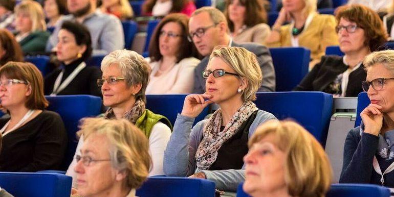 Mehr als 2000 Schulleiter aus ganz Deutschland sind in diesem Jahr wieder zum Deutschen Schulleiterkongress nach Düsseldorf gekommen. Foto: Wolters Kluwer