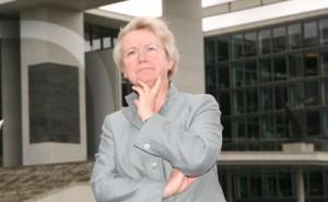 Bald fünf Ehrendoktortitel: Ex-Bundesbildungsministerin Annette Schavan. Foto: Jahr der Geisteswissenschaften / Wikimedia Commons (CC BY-SA 3.0)
