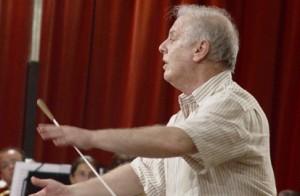 Fordert verpflichtenden Musikunterricht an den Schulen: Pianist und Dirigent Daniel Barenboim;  Foto:  Fernando Delgado Béjar / Wikimedia Commons (CC BY-SA 3.0)