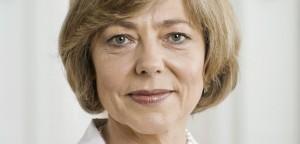 Daniela Schadt, Journalistin und Lebensgefährtin von Bundespräsident Joachim Gauck.