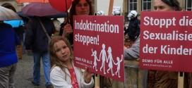 """Grün-Rot plant """"sexuelle Vielfalt"""" auch in Schulbüchern – nächste Demo steht bevor"""