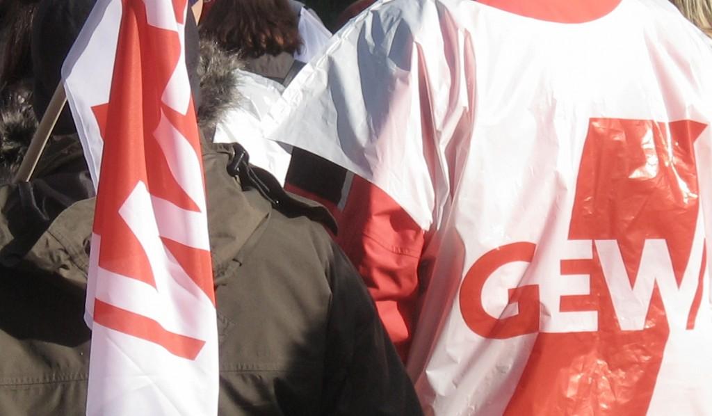 Mehrere zehntausend Beschäftigte haben in den vergangenen Wochen mit Warnstreiks den Forderungen der Gewerkschaft Nachdruck verliehen Foto: Mbdortmund / Wikimedia Commons (CC-BY-SA-3.0)