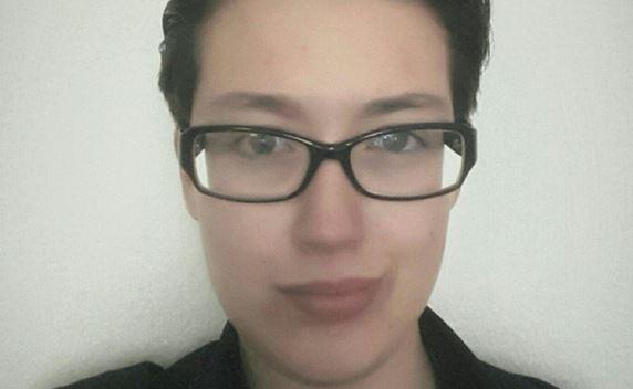 """""""Dass ich in eine Partei eintreten will, weiß ich, seit ich 14 bin"""": Denise Köcke. Foto: privat"""