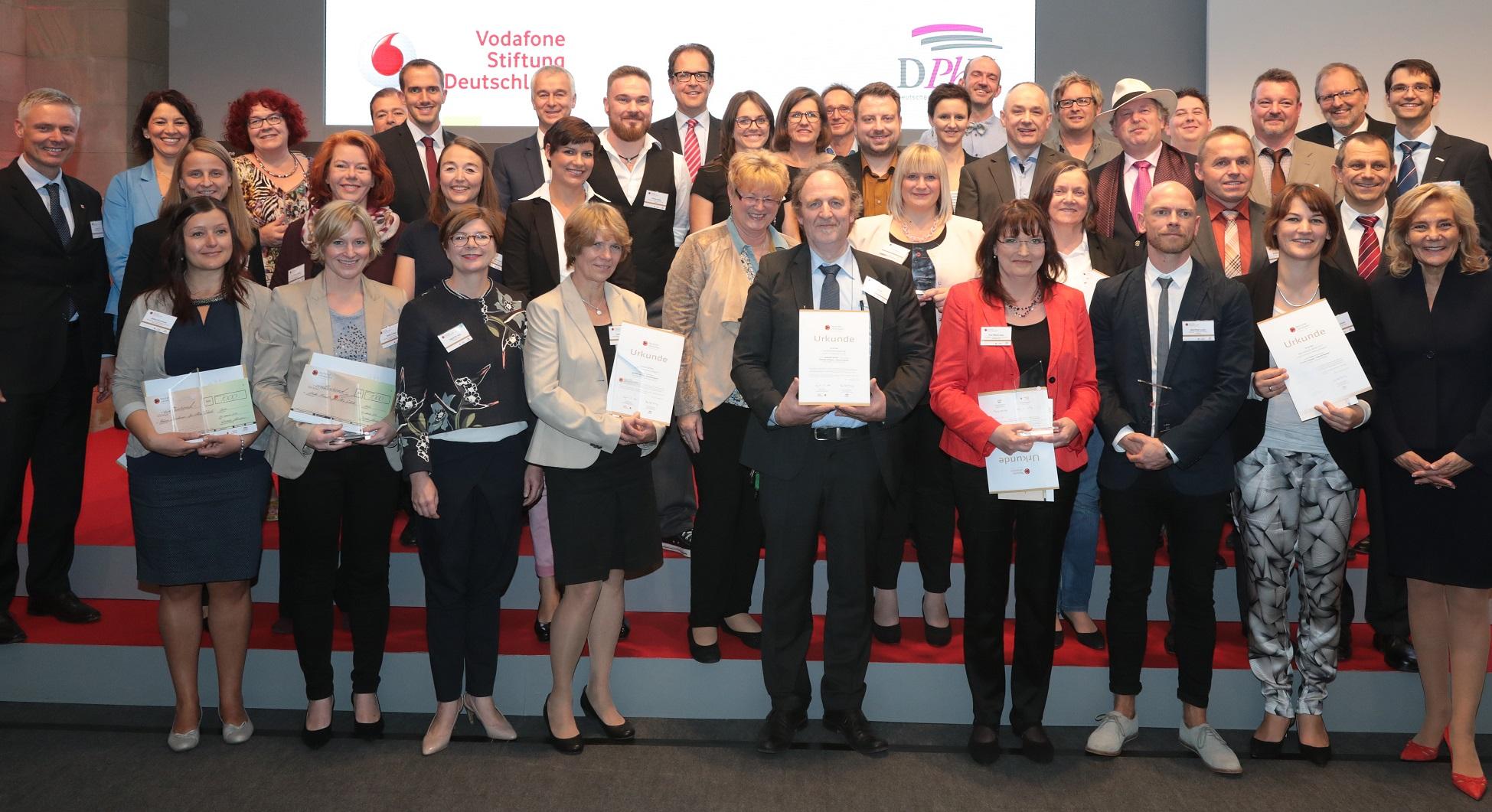 Das sind Deutschlands Lehrer des Jahres 2016 – Deutscher Lehrerpreis in Berlin verliehen