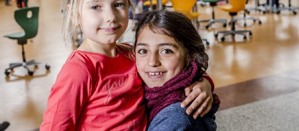 Was macht eine gute Schule aus? Der Deutsche Schulpreis 2016 ging an die Grundschule auf dem Süsteresch in Schüttorf, Niedersachsen. Foto: Deutscher Schulpreis