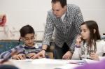 Diagnostik ist entscheidend: Individuelle Förderung ist nur möglich, wenn der Lehrer die Stärken und Schwächen seiner Schüler genau kennt. Foto: RUBIN; Marion Nelle