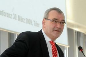 Dietmar Muscheid, DGB-Landeschef Rheinland-Pfalz
