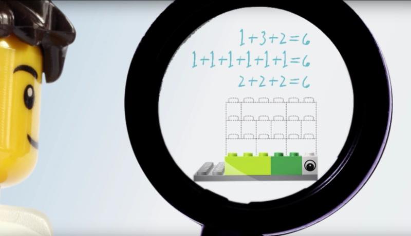 Differenzierter Unterricht mit MoreToMath von LEGO Education