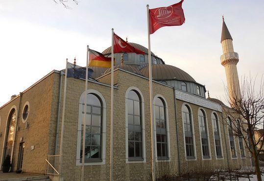 Die Ditib-Moschee im Duisburger Stadtteil Marxloh. Foto: Metropolico.org / flickr (CC BY-SA 2.0)