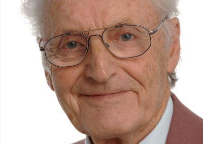 Wilhelm Ebert, verstorbener Ehrenpräsident des BLLV. Foto: BLLV
