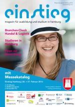 Einstieg Magazin: Alles zu Berufschancen in Hamburg