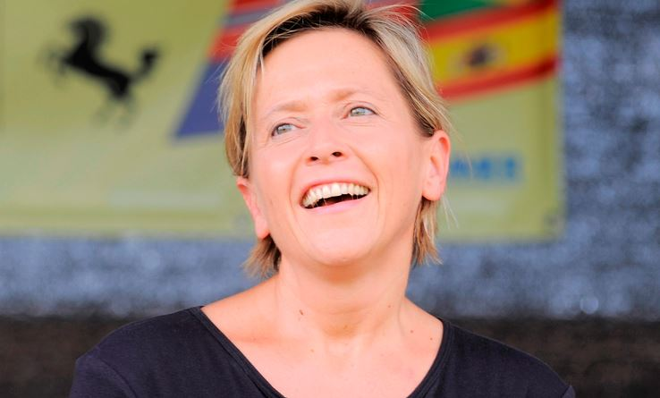 War bis dato Schulbürgermeisterin von Stuttgart - kennt sich also aus: Susanne Eisenmann. Foto: Ironldy / Wikimedia Commons (CC BY-SA 3.0)