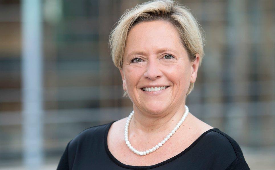 Baden-Württembergs Kultusministerin Susanne Eisenmann eckt beim Koalitionspartner an. Foto: Kultusministerium Baden-Württemberg