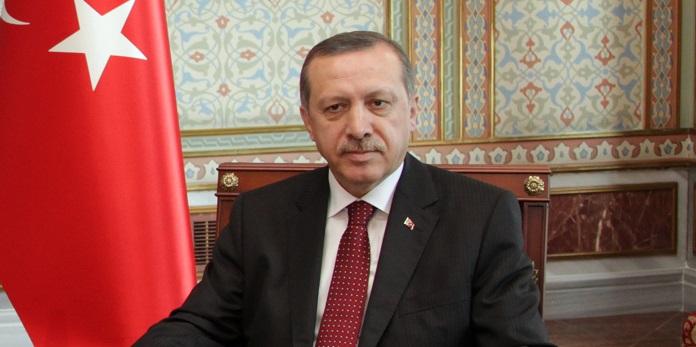 Gibt sich empört: der türkische Staatspräsident Erdogan. Foto: