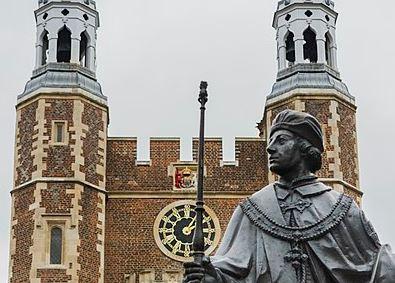 Bisschen elitär vielleicht: Eton College. Foto: Evka W / Wikimedia Commons (CC BY-SA 4.0)