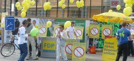 FDP will zurück in den Bundestag – mit Bildung. Liberale wollen Bildungsausgaben auf internatinales Top-Niveau hieven
