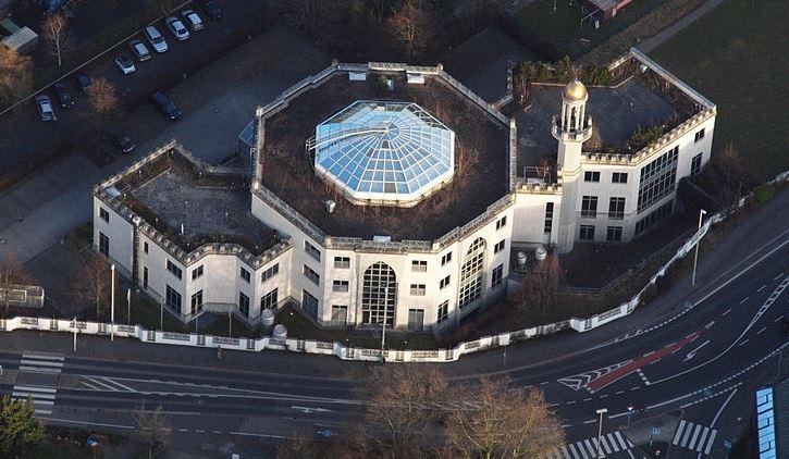 Vor dem Aus: Die umstrittene König-Fahd-Akademie in Bad Godesberg bei Bonn. Foto: Wolkenkratzer / flickr (CC BY-SA 3.0)