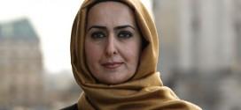 """Muslimische Lehrerin Ludin: """"Das Leben mit Kopftuch ist schwierig"""""""