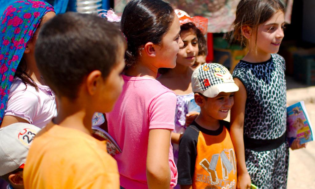 Die Herausforderungen sind groß, aber es mehren sich die Stimmen, die Deutschlands Schulen zur Integration von Flüchtlingen gut aufgestellt sehen. Foto: Enno Lenze / flickr (CC BY 2.0)