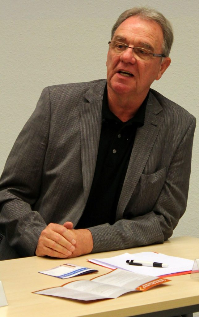 Islamforscher Klaus Spenlen, Foto IIK