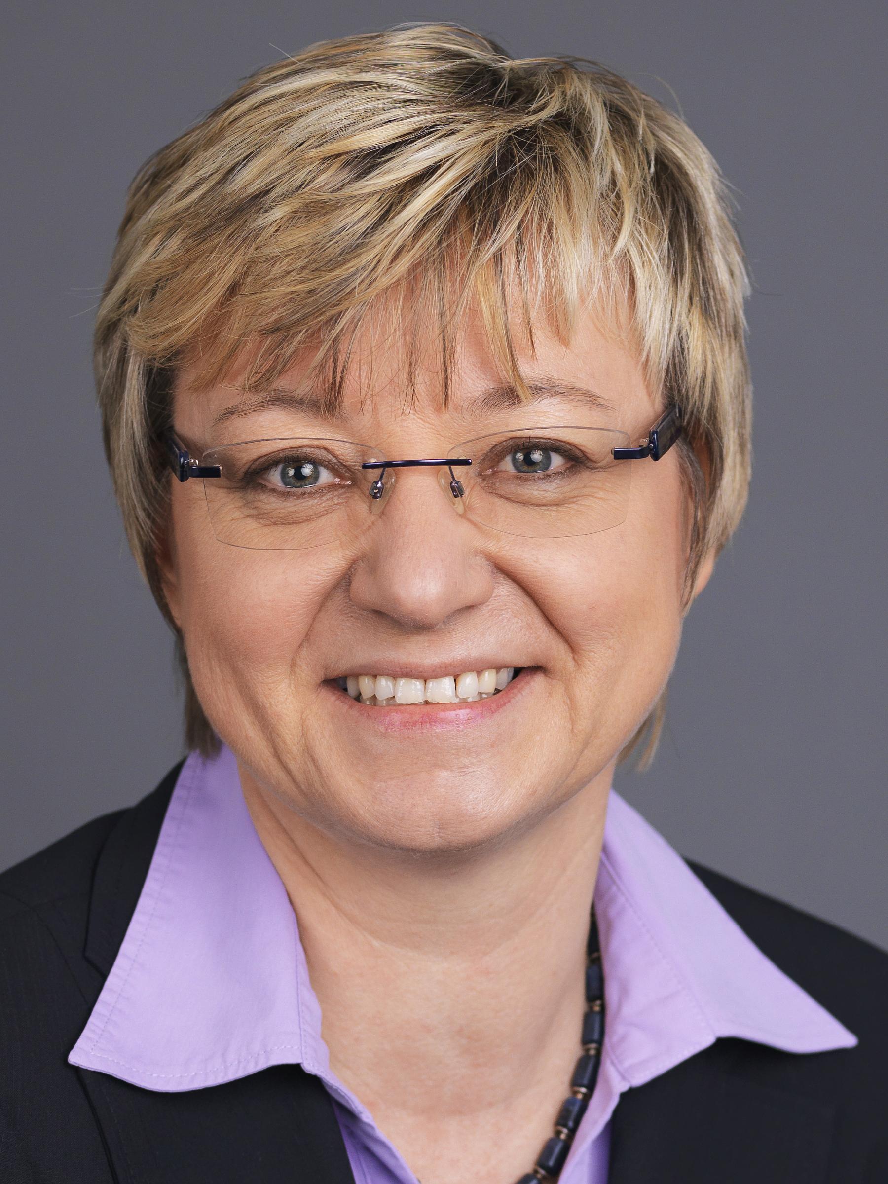 Hat's auch nicht leicht: Frauke Heiligenstadt (SPD). Foto: SPD-Fraktion im Niedersächsischen Landtag