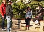 Beschwerden über den Sprachverfall bei der Jugend sind fast so alt wie die Sprache selbst. Ist Kiezdeutsch die Avantgarde des Sprachwandels? Foto: Zeitfixierer / flickr (CC BY-SA 2.0)