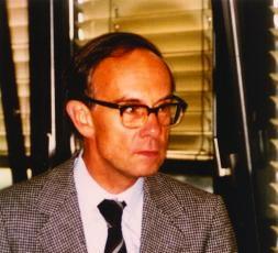 Ist im Alter von 84 Jahren gestorben: Der Mathematiker Friedrich Hirzebruch; Foto: Konrad Jacobs/Wikimedia Commons (CC BY-SA 2.0)