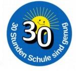 """Das Logo der Initiative """"G9 jetzt NRW"""". Screenshot"""