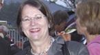 Kurz vor dem Ruhestand als Lehrerin: Gertrud Steinbrück, Frau des SPD-Kanzlerkandidaten. Foto: www.spannungen.de