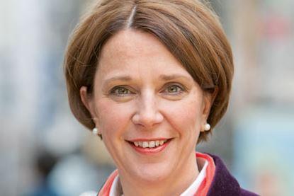 """""""Unkonventioneller Vorschlag"""": NRW-Schulministerin Yvonne Gebauer (FDP). Foto: FDP"""