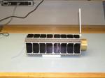 Beispiel für einen amerikanischer Nanosatellit GeneSat-1 (Foto Nasa/Wikimedia public domain)