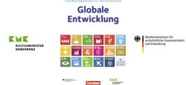 Orientierungsrahmen von BMZ und KMK für den Lernbereich Globale Entwicklung erschienen