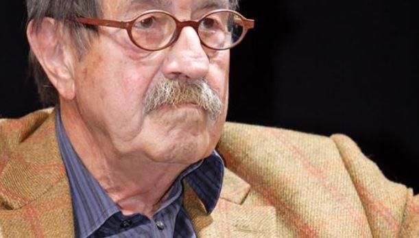 """""""Mit Gegenwind ist zu rechnen"""": Günter Grass. Foto: Blaues Sofa from Berlin, Wikimedia Commons (CC BY 2.0)"""