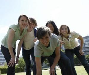 Businessplan im Team erarbeiten und Geschäftsidee verwirklichen; (Foto: Deutscher Gründerpreis für Schüler)