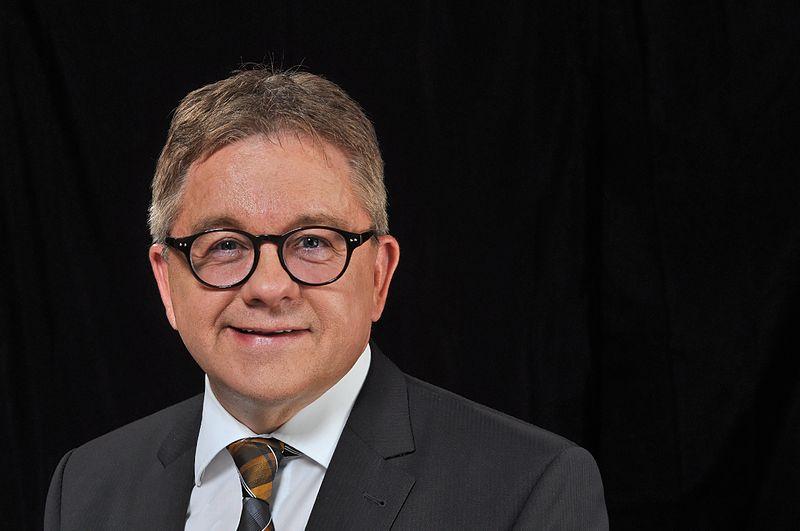 Zieht mit dem Thema Gemeinschaftsschule in den Wahlkamp: CDU-Spitzenkandidat Guido Wolf. Foto: Ra Boe / Wikipedia (CC BY-SA 3.0 DE)