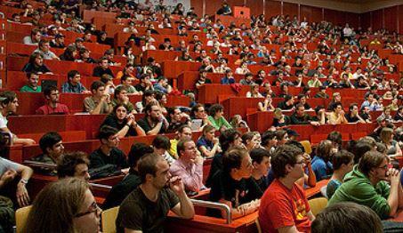 Die Hörsäle bleiben voll. Foto: Neo_II / flickr  (CC BY 2.0)