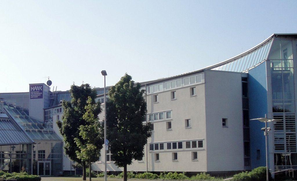 HAWK in Hildesheim: Wurde hier jahrelang ein Seminar mit antisemitischen Inhalten abgehalten? Foto: Reise Reise / Wikimedia Commons (CC BY-SA 3.0)