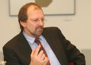 Heinz Peter Meidiner, Vorsitzender des Deutschen Philologenverbands